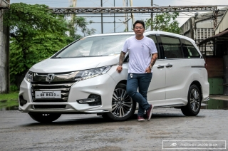 2018 honda odyssey review philippines