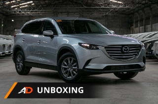 2018 Mazda CX-9 Sport Touring FWD - Unboxing