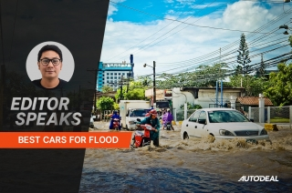 cars for flood-prone areas