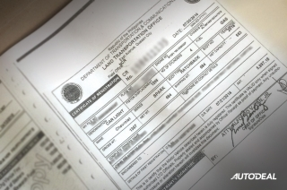 lost your car's certificate of registration