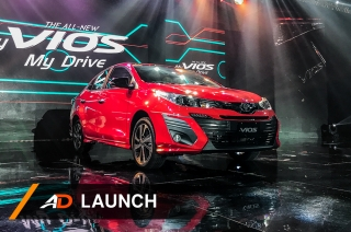 2019 Vios makes it Philippine debut