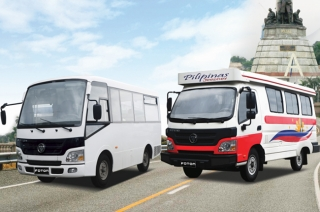 Foton all-new jeepney