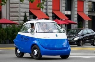 This little car has just been legalized for street use in Europe.