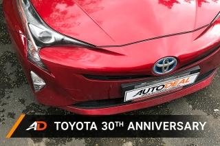 Toyota 30th Anniversary