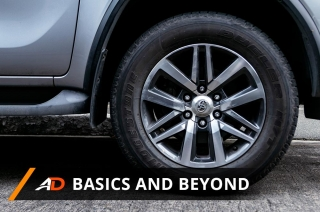 Changing Tires - Basics and Beyond