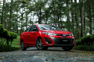 2019 Toyota Vios First Drive