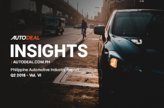 industry report second quarter 2018 philippines autodeal
