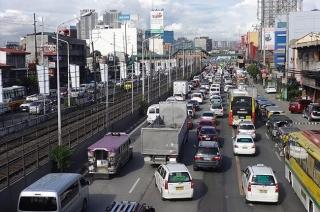 HOV Traffic Scheme MMDA