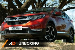 2018 Honda CR-V SX