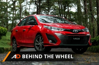 2019 Toyota Vios - Behind the Wheel