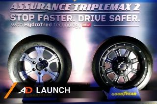 New Goodyear Assurance TripleMax 2 - Launch