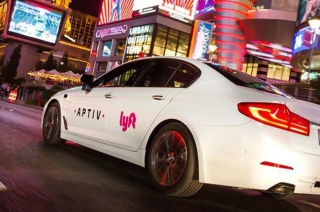 Lyft and Aptiv claim 5,000 successful paid trip on self-driving taxis