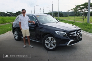 The C-Class grows up. Literally. And we like where Mercedes-Benz is going with their new SUVs.