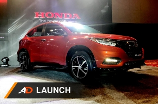 2019 Honda HR-V - Launch