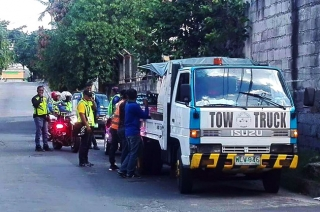 MMDA is now more serious in eliminating illegal parking.