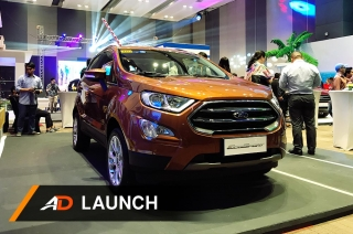 2019 Ford EcoSport - Launch
