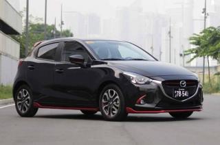 Mazda 2 Midnight Edition