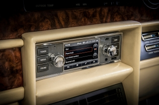 Add convenience without your radio looking out of place.