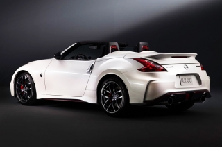 2018 Nissan Convertible Concept