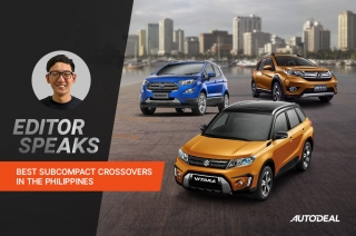 Best Subcompact Crossovers in the Philippines