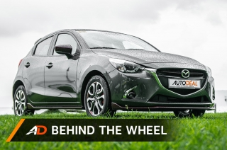 2018 Mazda2 Java Edition - Behind the Wheel