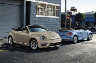 A special Final Edition is your last shot at owning the latest Beetle.