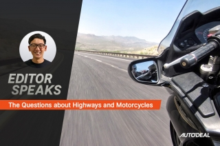 This is part two of our piece on motorcycles and their usage on highways.