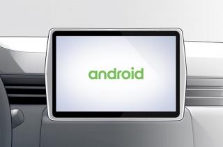 nissan mitsubishi google android