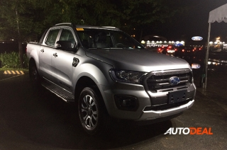 2019 ford ranger facelift refresh