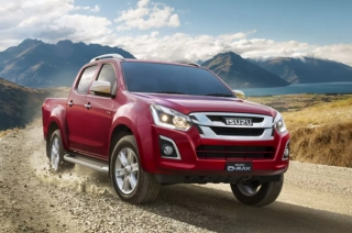 Isuzu showcases their latest products coupled with efficient and powerful engines.