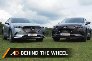 2018 Mazda CX-9 - Behind the Wheel
