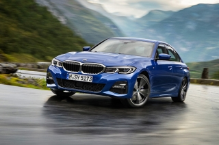2019 BMW 3 Series Paris Motor Show