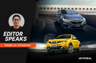 sedan vs crossover editorial