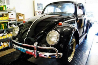 Rudy Zvarich's million-dollar 1964 Volkswagen Beetle