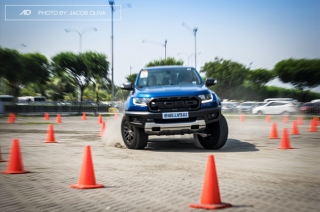 ford island conquest year 2 ranger raptor