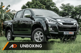 2018 Isuzu D-Max RZ4E LS AT 4x2