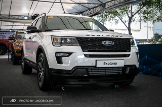 2019 ford explorer refresh