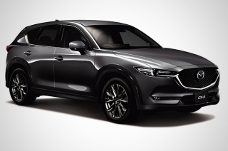 Updated Mazda CX-5 with G-Vectoring Control Plus