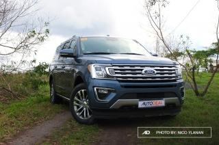 If you want road presence and extreme comfort for a full-sized, eight-seater SUV, then this could be