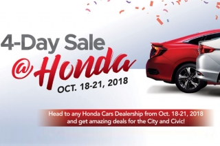 This is a good a time as any to get your hands on a Honda.