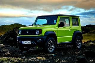2019 Suzuki Jimny supply shortage