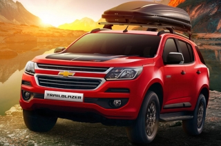 Chevrolet Trailblazer promo