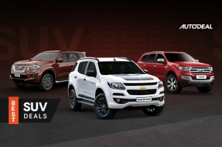Best SUV promos in the Philippines