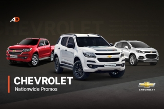 Chevrolet Promos in the Philippines