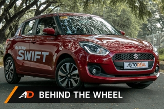 2018 Suzuki Swift - Behind the Wheel