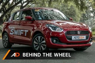 2018 Suzuki Swift - Behind the Wheel