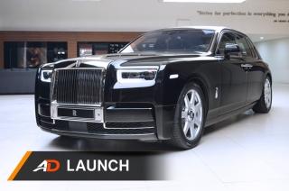 2019 Rolls Royce Phantom - Launch