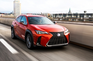 All-new Lexus UX
