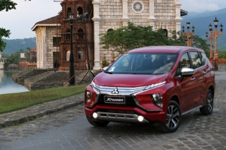 mitsubishi xpander philippines las casas filipinas best car long drive road trip