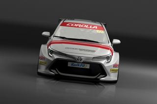 2019 Toyota Corolla BTCC
